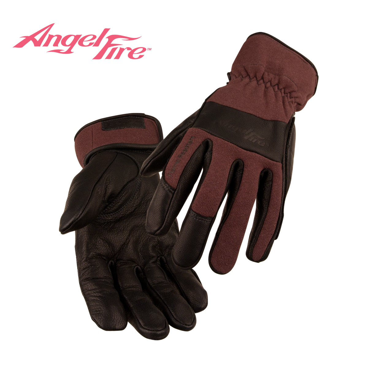 Angelfire Womens Tig Welding Gloves Charm And Hammer